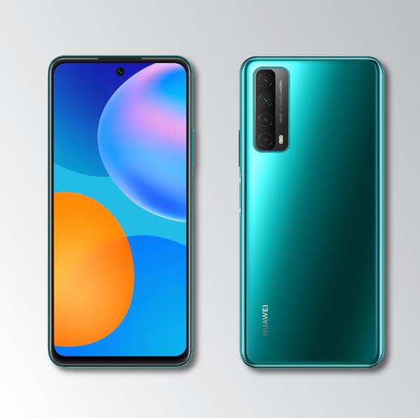 Huawei P Smart 2021 Green Image 1