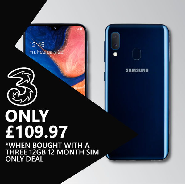 Samsung Galaxy A20e Image 1