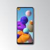 Samsung Galaxy A21s Blue Image 2