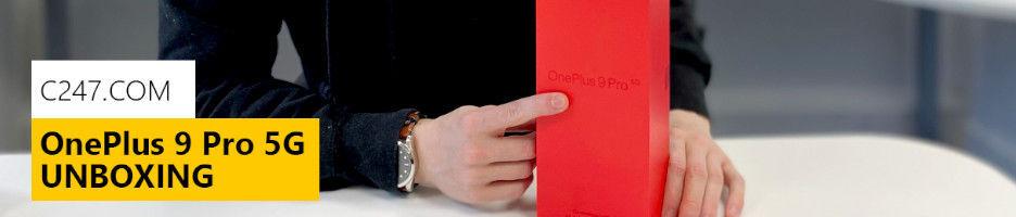 C247 | OnePlus 9 Pro 5G Unboxing Video