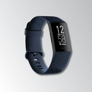 FitBIT Charge 4 Blue Image 1