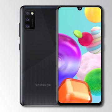 Samsung A41 Black Image 3