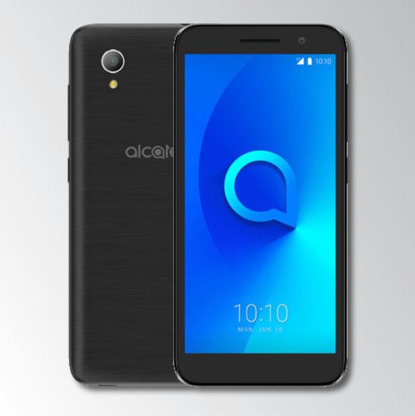 Alcatel 1 Black Image 1