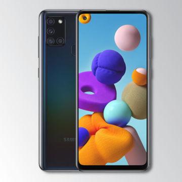 Samsung A21s Black Image 1