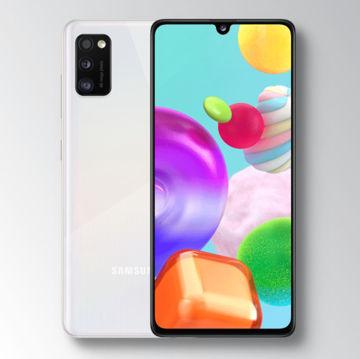 Samsung A41 White Image 1