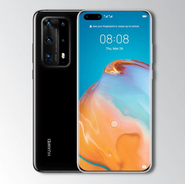Huawei P40 Pro Black Image 1