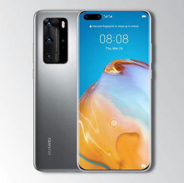 Huawei P40 Pro Silver Image 1