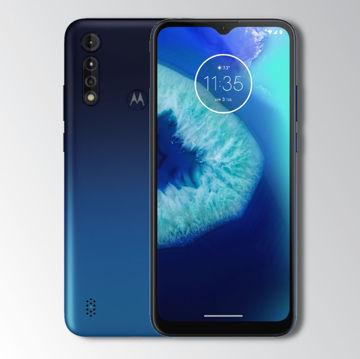 Motorola G8 Power Lite Blue Image 1