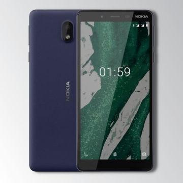 Nokia 1 Plus Blue Image 1
