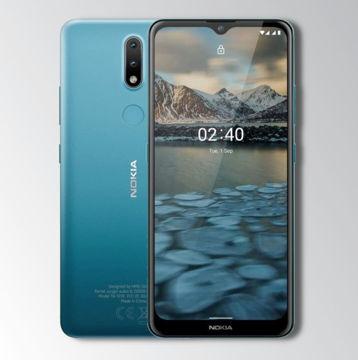 Nokia 2.4 Blue Image 1