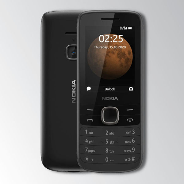 Nokia 225 Black Image 1
