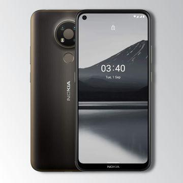 Nokia 3.4 Black Image 1
