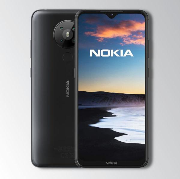 Nokia 5.3 Charcoal Image 1
