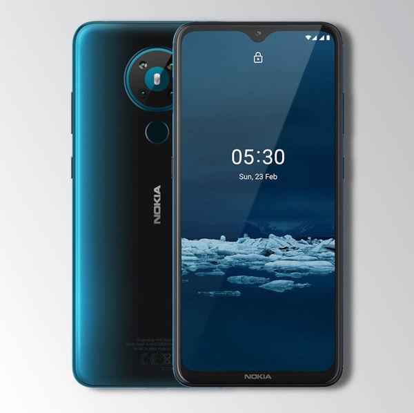 Nokia 5.3 Cyan Image 1