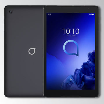 Alcatel 3T 10 Black Image 1