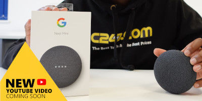 C247   Google Nest Mini (COMING SOON)