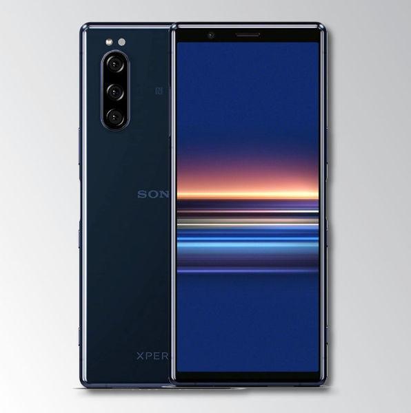 Sony Xperia Blue Image 1